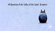 Top 10 Best Studio Ghibli Movies Soundtracks