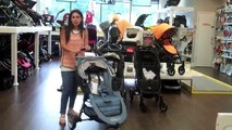 Baby Jogger City Mini, Baby Jogger City Mini - 4 Wheels & Valco Baby Snap 4 Comparison Video