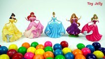Learn Colors Microwave Baby Disney Princess Superhero Cup Surprise Toys Finger Family Nursery Rhymes