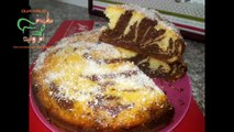 مطبخ ام وليد كيكة زيبرا الهشة الخفيفة