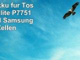 Green Cell PRO Serie Laptop Akku für Toshiba Satellite P77511Q Original Samsung SDI