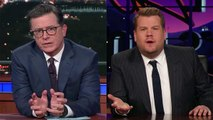 Late-Night Hosts Call Out Congress for 'Doing Nothing' in Wake of Texas Shooting | THR News