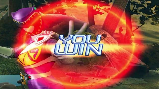 Power Rangers Legacy Wars - Purple Ranger Gameplay Battles   Power Rangers Dino Super Charge