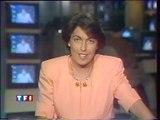 TF1 - 21 Juillet 1991 - Publicités + Bande annonce + Speakerine + JT Nuit + Météo