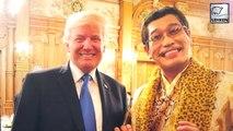 Donald Trump Meets Pen Pineapple Apple Pen Sensation Pikotaro