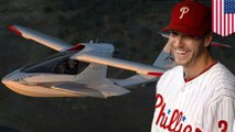 Former MLB pitcher Roy Halladay killed in Florida plane crash - TomoNews
