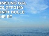 COOVY 360 ROTATION COVER FÜR SAMSUNG GALAXY TAB 2 70 GTP3100 GTP3110 SMART HÜLLE
