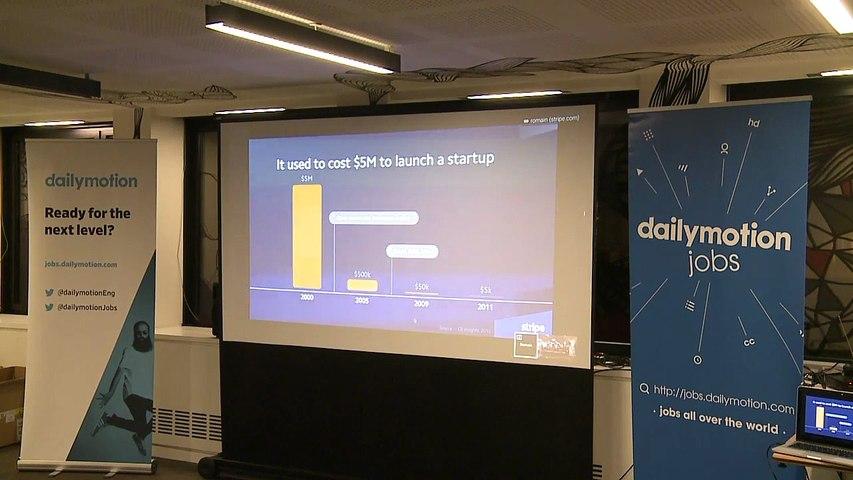 Leveraging Go to improve the Stripe developer experience - Romain HUET - Paris API meetup #30 @Dailymotion HQ