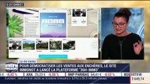 """La vie immo: """"36h immo"""", la plateforme qui booste les ventes aux enchères - 08/11"""