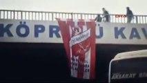 Nevşehirspor'dan indirilen bayrak için tepki