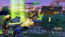 Lets Play Plants Vs Zombies Garden Warfare #325 Deutsch - Gefahr in der Zone