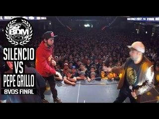 BDM Gold Chile 2017 / Octavos de Final / SILENCIO vs PEPE GRILLO