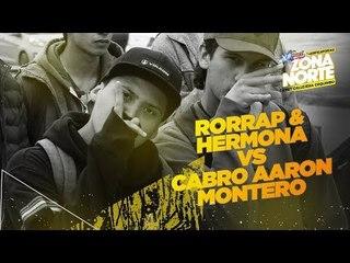Copa Camet Chile / 1er Filtro Clasificatorio Zona Norte / RORRAP & HERMONA vs MONTERO & CABRO AARON