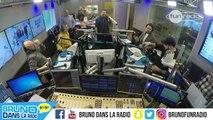 Artus, notre invité de 9h (09/11/2017) - Bruno dans la Radio