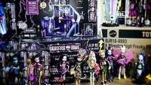 Новые куклы Монстер Хай катакомбы Фрики Фьюжн монстрические мутации Школа Монстров Monster High