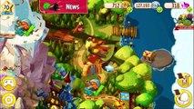 Angry Birds Epic ♥ Hardest Super Villains Of Piggy Island - Ep1 HD