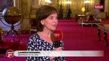 « Nicolas Hulot n'a pas tenu face aux partisans du tout nucléaire » affirme Laurence Rossignol