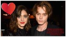 Stranger Things : Charlie Heaton et Natalia Dyer amoureux à Paris !