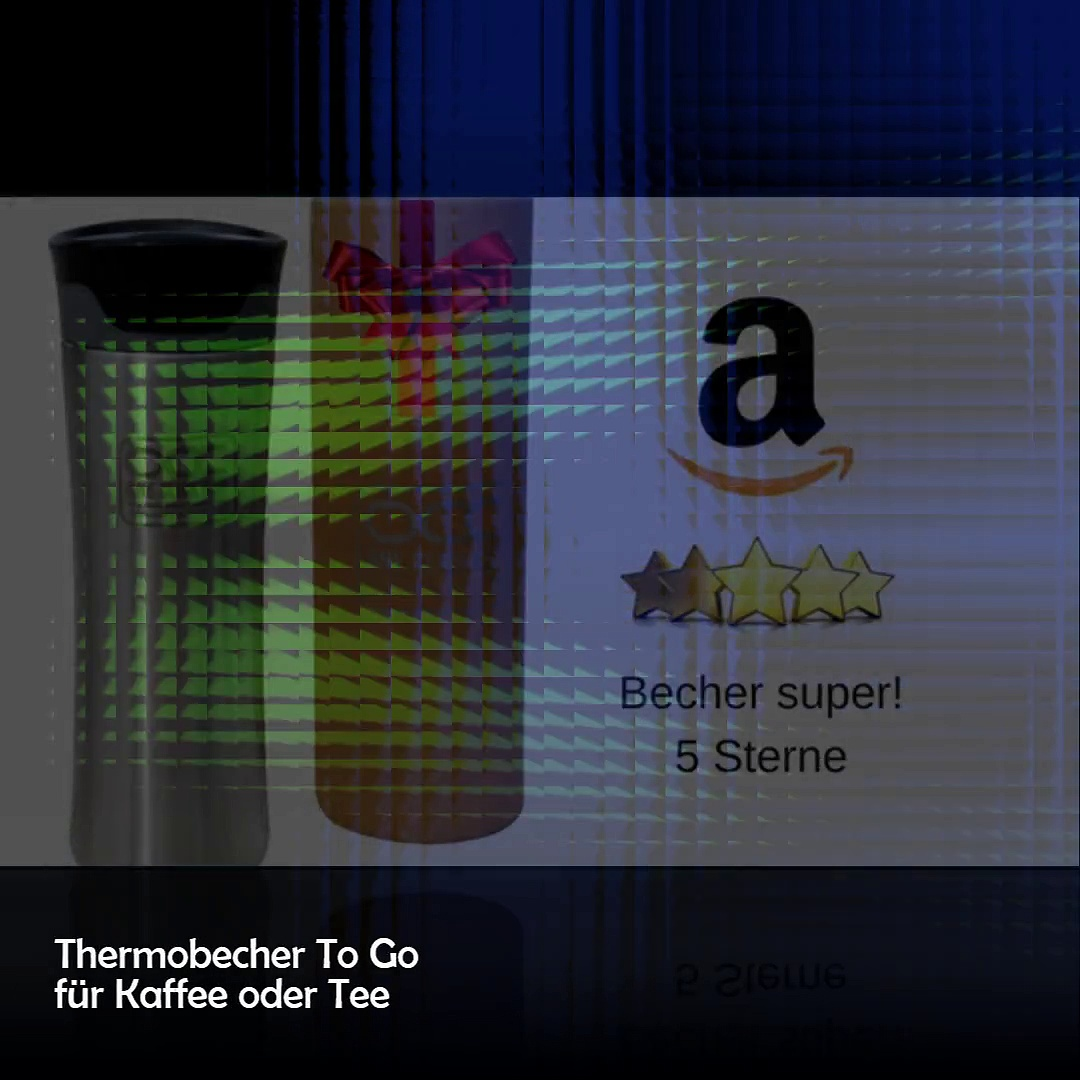 Thermobecher Isolierbecher