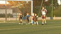 Initiation gardien(ne)s de but du FC Girondins de Bordeaux