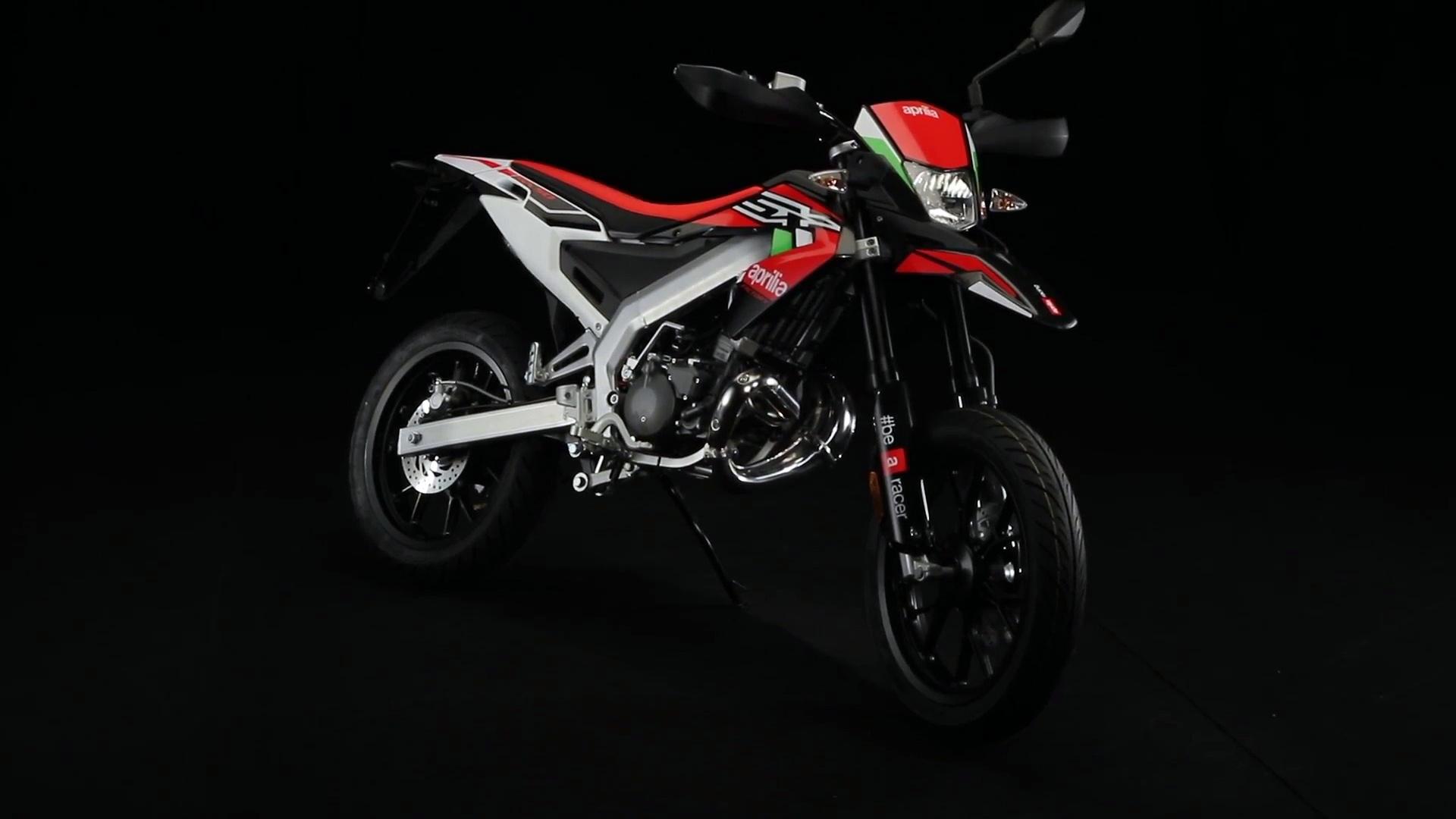 APRILIA SX 50 Design