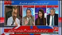 Ali Raza Abidi Politically Itnay Power Full Nahi Kay Woh Is Ettihad May Bara Dent Dal Sakay -Rauf Klasra