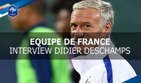 """La Grande Interview avec..."" Didier Deschamps"