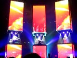 Muse - Feeling Good, Brisbane Entertainment Centre, Brisbane, QL, Australia  12/5/2010