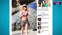 Mariah Carey Rocks Her Fit Bikinii Body While Vacationing in St. Barts