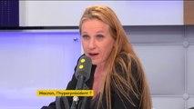 """Anne Hommel : """"Penser qu'on puisse discipliner le monde médiatique (...)est un non-sens absolu"""""""