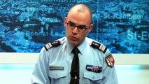 Le lieutenant-colonel Romain Pascal