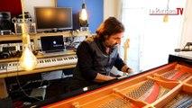 André Manoukian, nouvel album: « J'ai mis ma libido dans mon piano »
