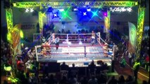 Damian Alejandro Rojas vs Joaquin Alexis Alejandro Cabrera (03-11-2017) Full Fight