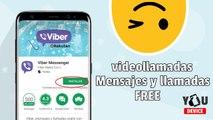 VIBER ,!mensajes , llamadas y videollamadas. Eliminar mensajes enviados