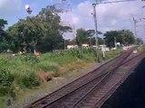 Black Diamond Express passing smoothly through Khana Jn..3gp