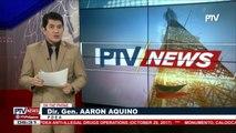 Panayam ng PTVNews kay Dir. Gen. Aaron Aquino kaugnay sa anti-drug ops ng PDEA