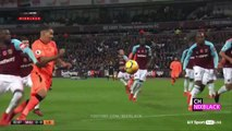 Highlights West Ham 1 - 3 Liverpool (Ngoai hạng Anh 2017/18)