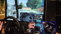 American Truck Simulator _ Ice Road Adventures #1 - video