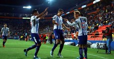 Pachuca 4-0 Xolos - Copa MX Apertura 17