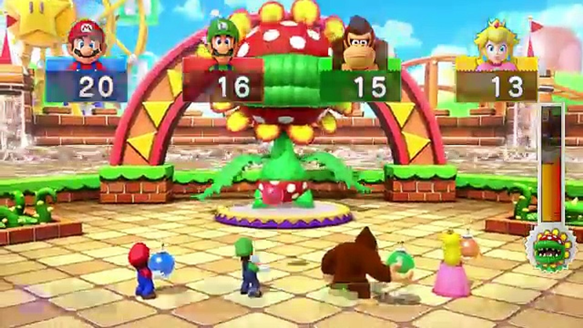 Mario Party 10 - Boss Rush (2 Players)
