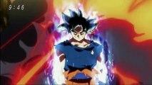 Ultra Instinct Goku New Form vs Jiren - Dragon Ball Super Episode 110 HD