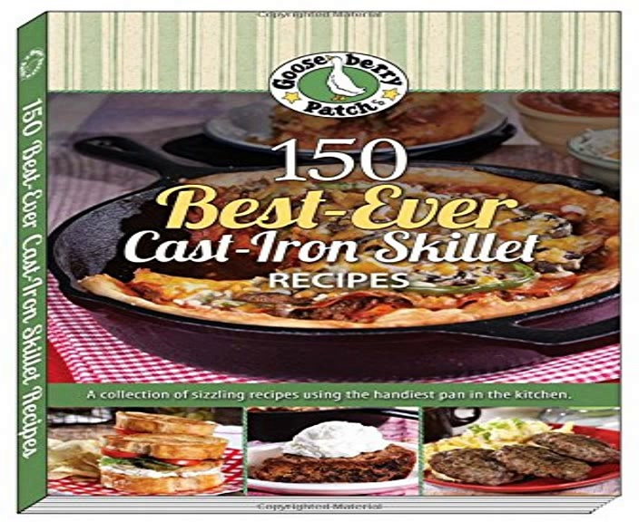 read 150 Best-Ever Cast-Iron Skillet Recipes Online Book