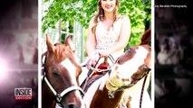 Bride's Family Horse Grins Big Before Helping Her Down The Aisle-KHbFhNNBA7U
