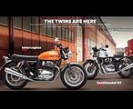 New Royal Enfield 650cc Twin - Continental GT and Interceptor - ROYAL ENFIELD - 650 TWIN