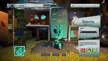 Plants vs. Zombies Garden Warfare 2 Electro Pea Gameplay (PVZ GW 2)