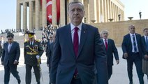 Erdoğan'dan Dikkat Çeken 10 Kasım Mesajı: Kahraman Asker, Saygın Lider