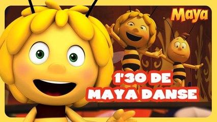 Maya l'abeille - 1 minute 30 de Maya danse