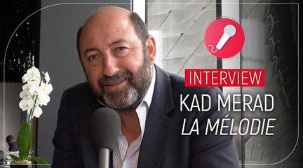 Kad Merad (La mélodie) : l'acteur joue-t-il vraiment du violon dans le film ? (VIDÉO)