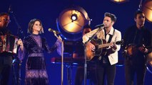 Maren Morris & Niall Horan Perform 'I Could Use a Love Song'/'Seeing Blind' at 2017 CMAs | Billboard News