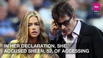 Charlie Sheen Watched Pornos Featuring Young Boys, Ex-Wife Denise Richards Claimed